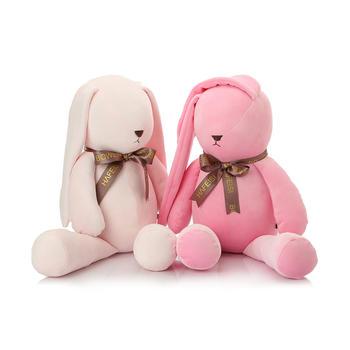 柏文熊陪伴兔毛绒玩具58cm