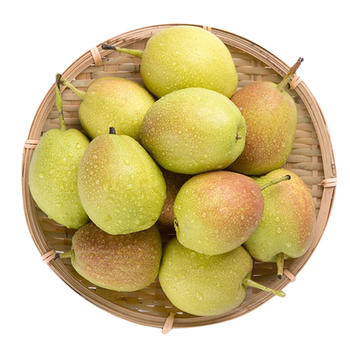 乐知果香梨5斤新鲜水果现摘现发非雪梨酥梨