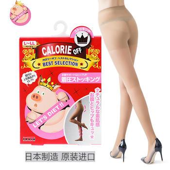 小猪袜显瘦着压连裤袜20DL-LL