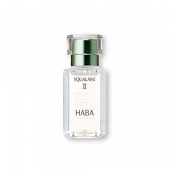 HABA 鲨烷精纯美容油II 30ml
