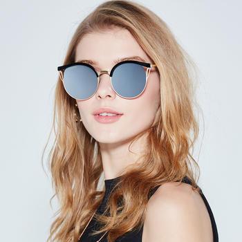 威古氏潮大框 墨镜女偏光 太阳镜