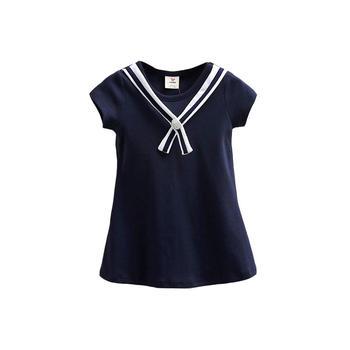 贝壳家族夏装女童连衣裙qz1597
