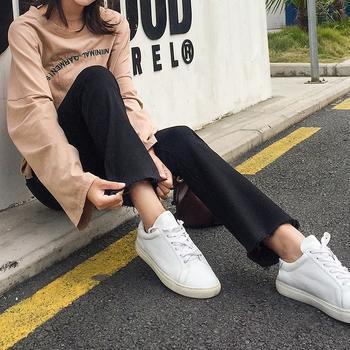 微喇叭牛仔裤女显瘦牛仔CW1836
