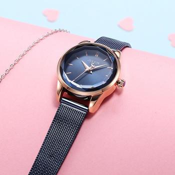 聚利时韩风潮流简约网带手链手表