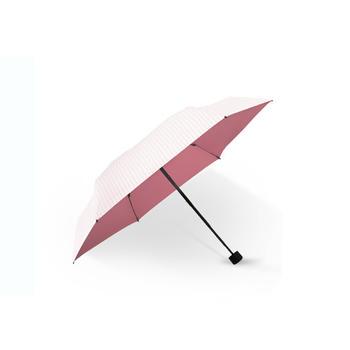 REMAX mini五折细条纹防晒太阳伞