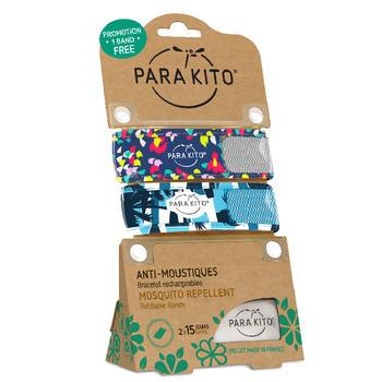 帕洛/parakito 驱蚊手环 纸屑+岛屿