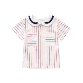 Cipango 夏季新款可爱宝宝短袖polo衫