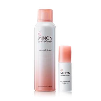 MINON氨基酸保湿化妆水喷雾超值组150g+20ml