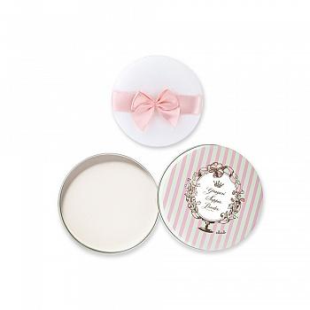 可乐美(CLUB)素颜保湿蜜粉饼26g 白色花香