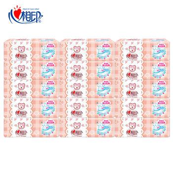 心相印婴儿抽纸卫生纸3层110抽15包