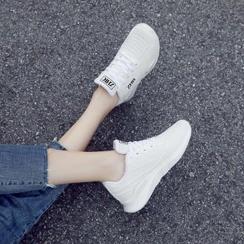 ZHR-韩版透气女子休闲鞋运动鞋