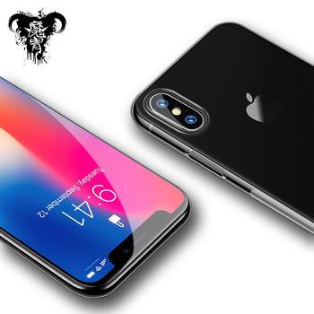 魔胄 苹果iphoneX超薄透明手机软壳
