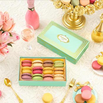 玛呖德马卡龙礼盒装12枚法式糕点