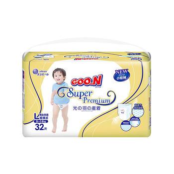 GOO.N大王光羽短裤 L32片