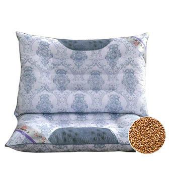 馨丝蓝决明子枕头成人护颈椎枕