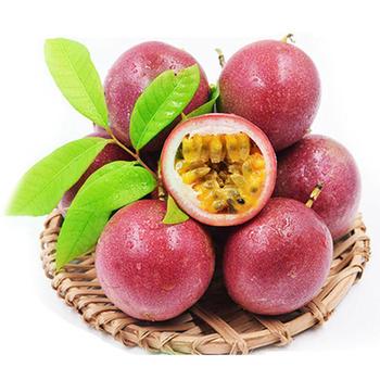 乐知果广西百香果中小果5斤新鲜水果