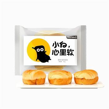 小白心里软 暖暖面包黄油夹心520g