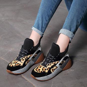 时尚女港风运动休闲跑步女鞋