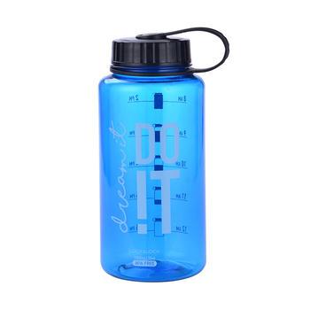 1000ml大容量便携手提塑料水杯
