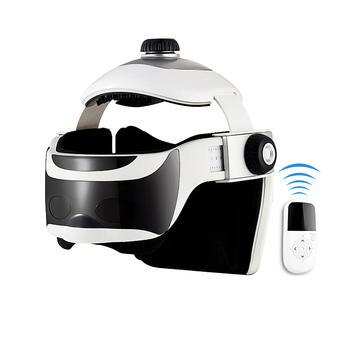 诺泰无线充电款头眼一体按摩器