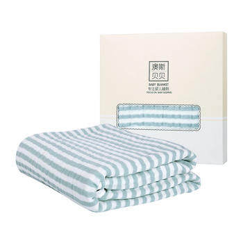 AUSTTBABY 婴儿纯棉纱布浴巾
