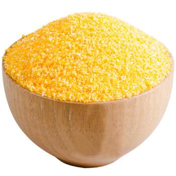产地直销粗粮杂粮 玉米碴5斤装