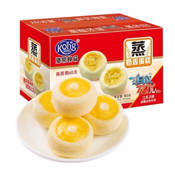 港荣 蒸蛋挞蛋糕900g