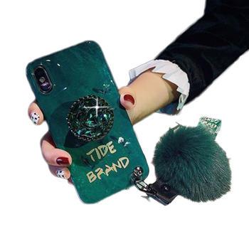 极步苹果iPhone手机壳祖母绿oppo/vivo
