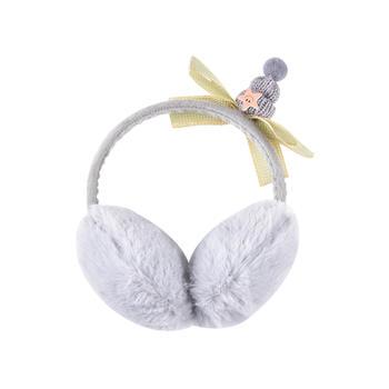 琢伊儿可爱帽子毛绒耳罩BZP12014