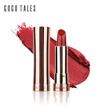 GOGO TALES  玫瑰佳人 丝滑触感 轻盈润泽 唇膏