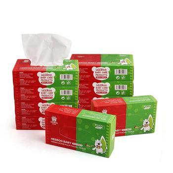 意嬰堡 嬰幼兒專用柔紙巾80抽*12盒
