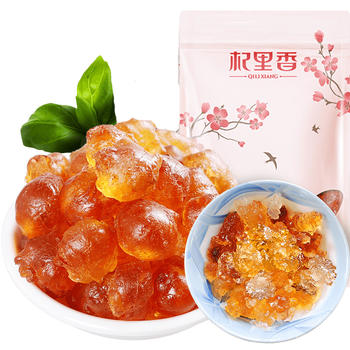 杞里香 贵州桃胶125g 搭配雪燕皂角米 美容养颜 补胶原