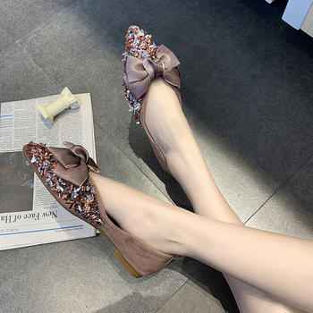 佑黛春秋新款单鞋淑女尖?#33778;?#24213;鞋