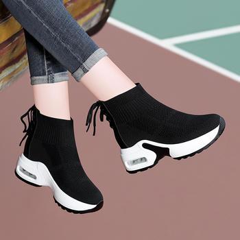 秋冬季新款韩版百搭网红加绒短靴