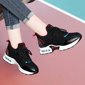 冬季韩版运动鞋女士百搭休闲鞋