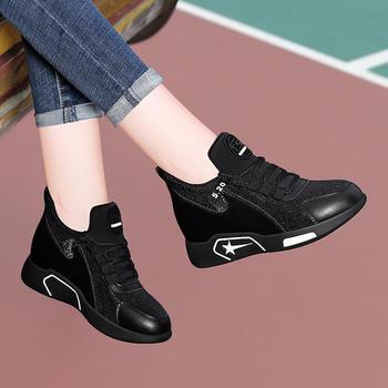 新款韩版秋季百搭网红秋冬运动鞋