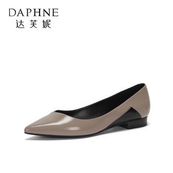 Daphne/达芙妮浅口单鞋女1017404805