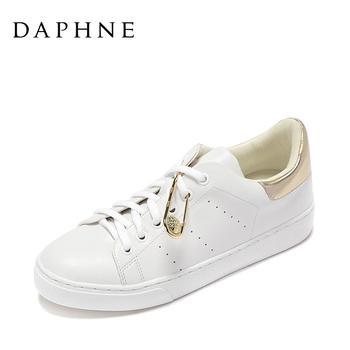 Daphne/达芙妮平底圆头单鞋1017101080