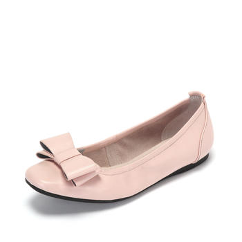 Daphne/达芙妮浅口芭蕾舞鞋1017101024