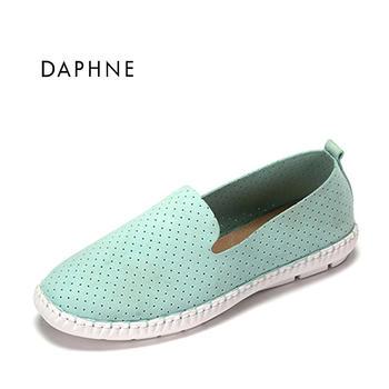 Daphne/达芙妮套脚中口单鞋1017101025