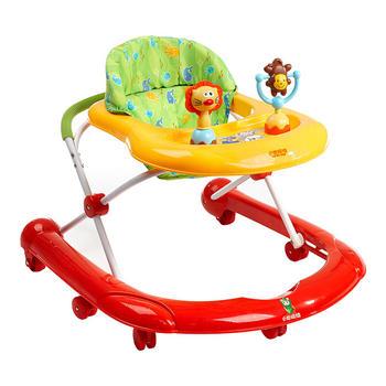 小龙哈彼婴儿防侧翻多功能学步车