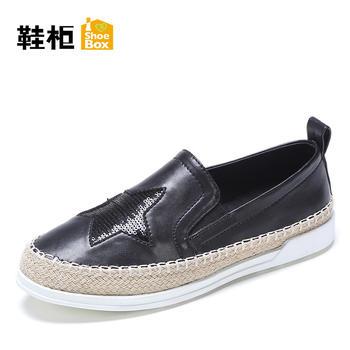 达芙妮旗下鞋柜单鞋1117101342
