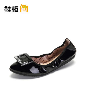 达芙妮旗下浅口女单鞋1117101202