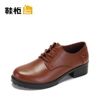 达芙妮旗下鞋柜舒适女鞋1117101378