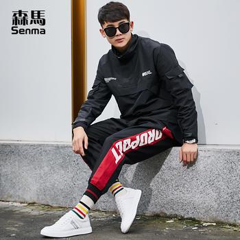 森马男2019春季新款韩版休闲鞋