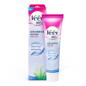薇婷(VEET) 丝滑沁香脱毛膏200g(丝滑沁香)