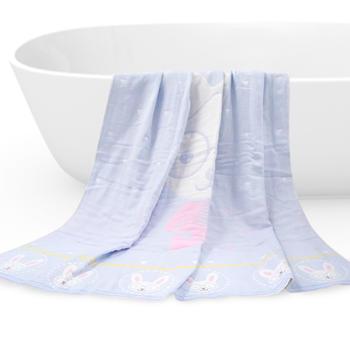宝宝金水儿童宝宝浴巾可爱加厚浴巾