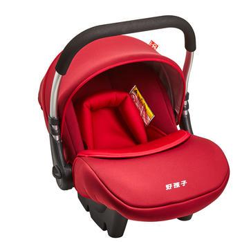 gb好孩子婴儿提篮式汽车儿童安全座椅携车载摇篮