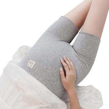 欧丽妈咪孕妇安全裤夏季防走光怀孕期托腹孕妇打底裤