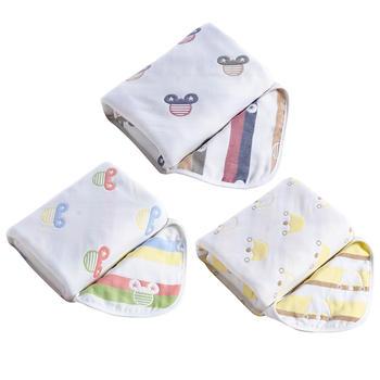 【6层纯棉】儿童盖毯盖被夏天空调被新生儿浴巾两用